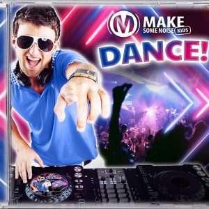 MSNK DANCE! -cd