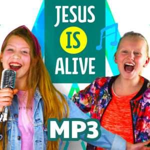 Jesus is alive (mp3)