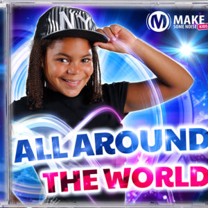 MSNK cd All Around The World
