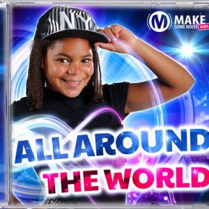 MSNK cd All Around The World