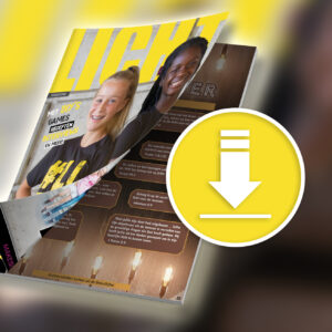 Magazine Licht (download licentie)