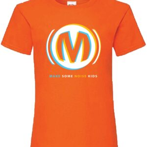 T-Shirt M Oranje