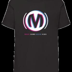 T-Shirt M Zwart