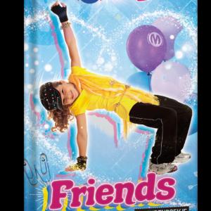 Vriendenboekje FRIENDS
